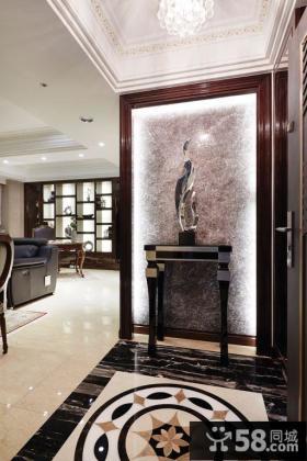 新古典风格别墅室内设计效果图