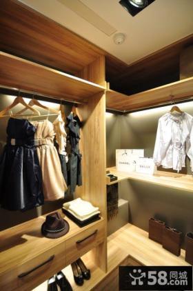 日式风格衣柜设计图片大全欣赏