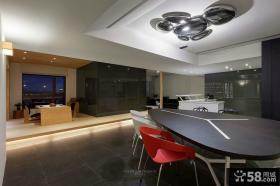 日式风格餐厅吊顶图片
