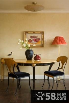美式风格装修样板间 美式乡村风格装修 客厅图片