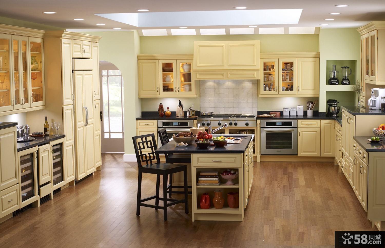 宜家风格装修图片厨房设计