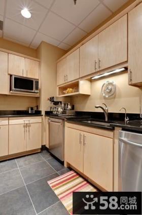 厨房装修效果图欣赏 小户型厨房装修效果图