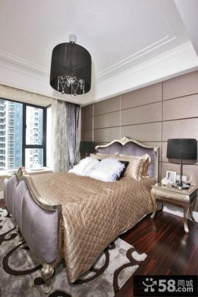 欧式新古典风格卧室图片欣赏大全