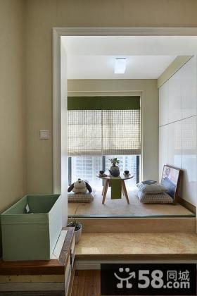 日式MUJI风格阳台设计