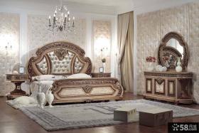 卧室欧式古典家具图片大全