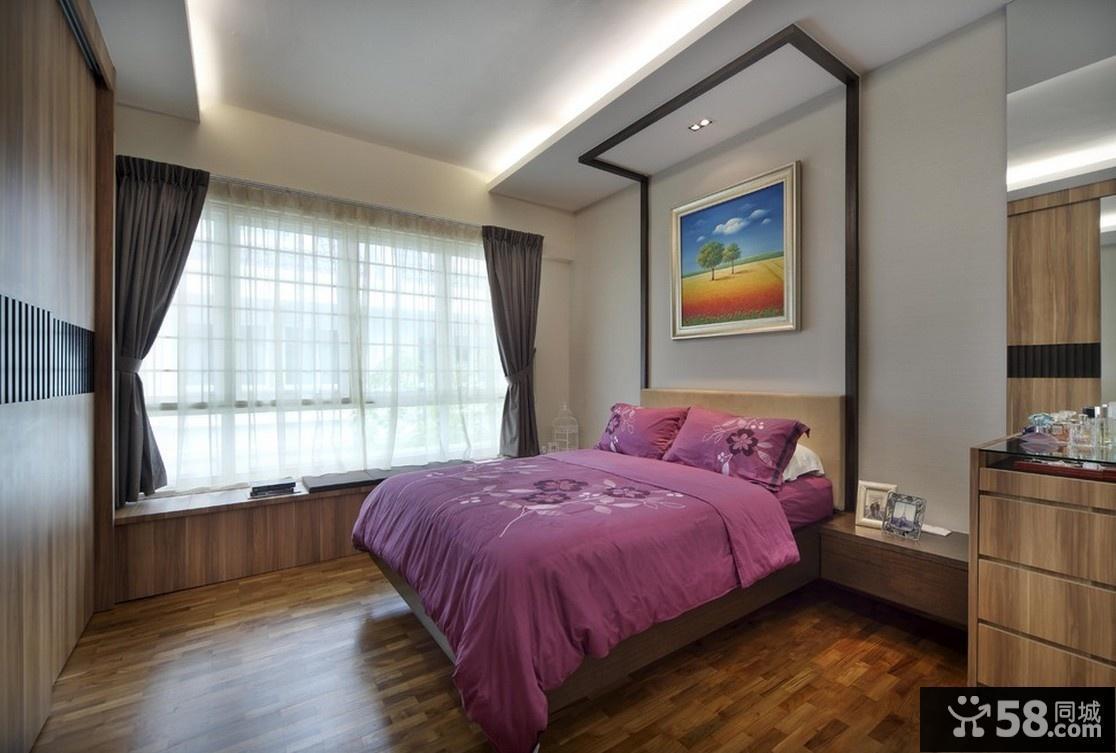 2012年家庭卧室装修效果图