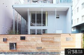 日式家居风格装修复式楼外观设计