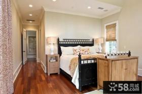简欧风格温馨的客厅装修效果图大全2014图片