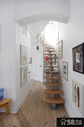 家装室内楼梯设计图片大全