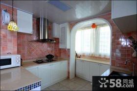 创意阳台改厨房装修效果图