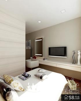 2013日式简约复式小卧室装修效果图片