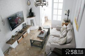 极简宜家风格复式家居装饰效果图