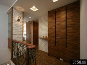 美式自然风三居室装修图片