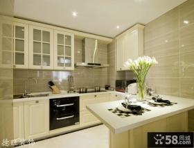 整体厨房橱柜效果图2013图片