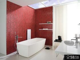 优质卫生间瓷砖装饰效果图