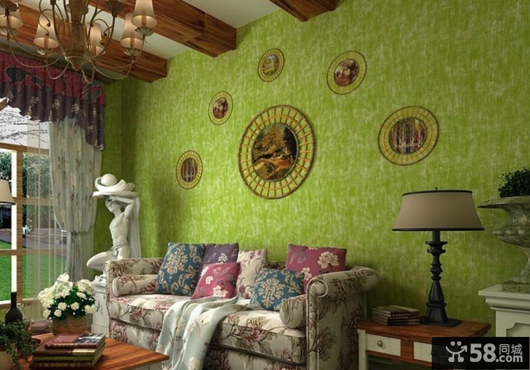 美式田园风格的家具图片