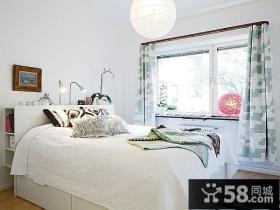 90平小户型宜家风格客厅装修效果图大全2014图片