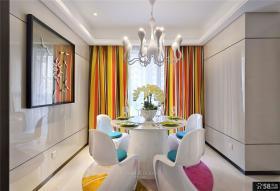 时尚现代家居餐厅设计装饰效果图