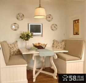 小餐厅装修效果图 优质家居餐厅装修图片