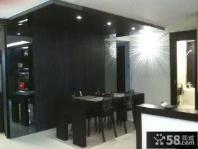 现代风格三室两厅设计效果图2015