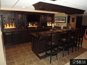 美式设计厨房吊顶效果图大全