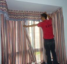 九江安装窗帘,十字绣挂画安装,五金挂件安装