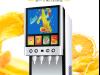 自动饮料机商用冷热现调果汁机BIB袋装浓缩果汁汇源