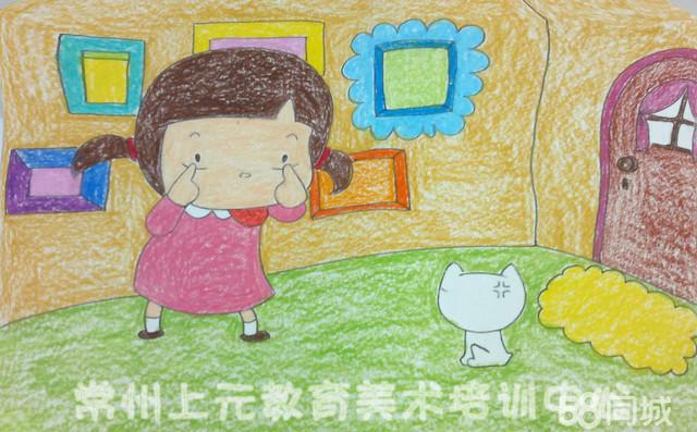 儿童简笔画培训