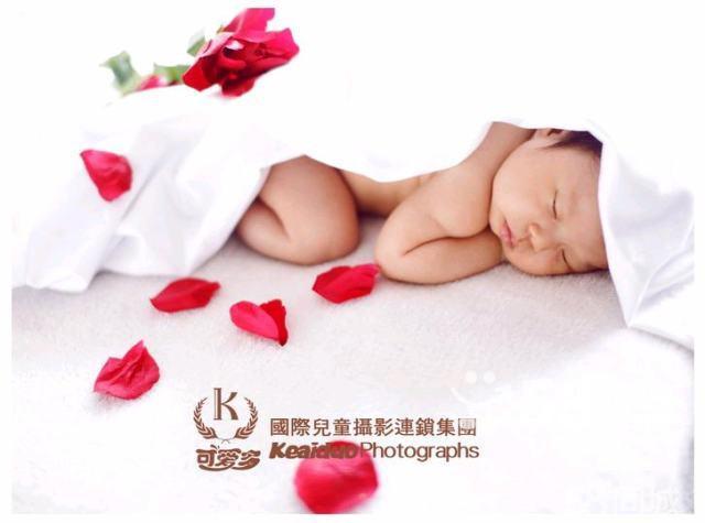 成都可爱多儿童摄影||为什么要给宝宝拍百天照