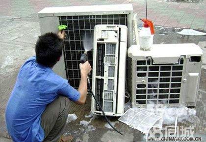 良乡家乐福格力空调加氟 空调移机 苏庄海尔空调加氟