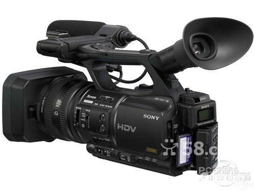 专业婚礼摄像,用广播级索尼z5c高清数码摄像机拍摄
