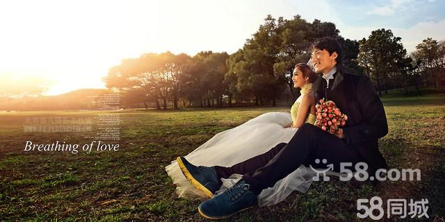 北京婚纱摄影菲儿摄影大气唯美外景婚纱照引领新风格