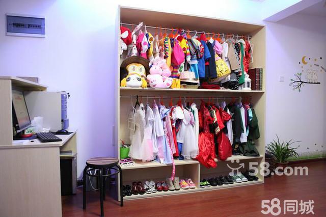 儿童影楼展示柜