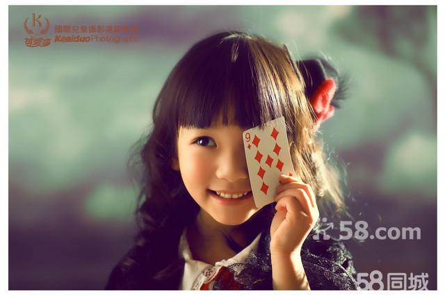 成都可爱多儿童摄影店庆大回馈原3800现2399