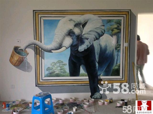 东莞幼儿园手绘墙画墙绘涂鸦