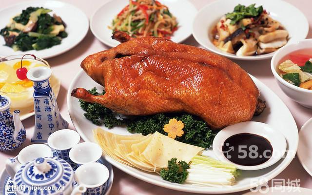 【脆皮烤鸭 正宗老 北京 果木 烤鸭 加盟