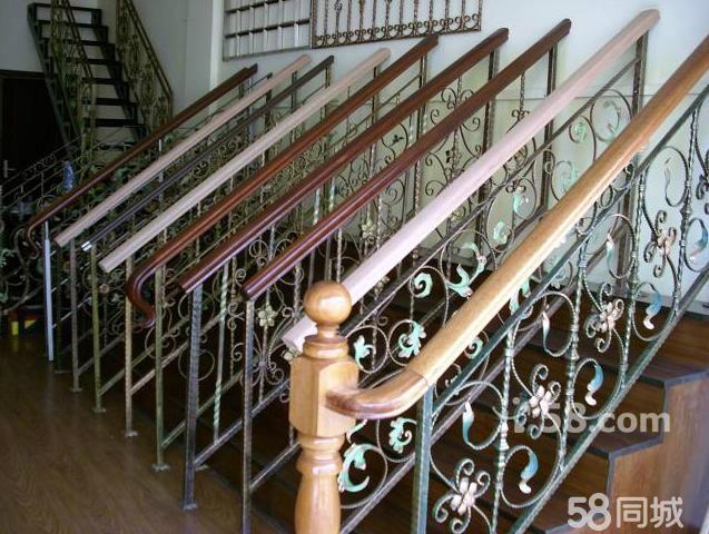 酒店欧式铁艺扶手