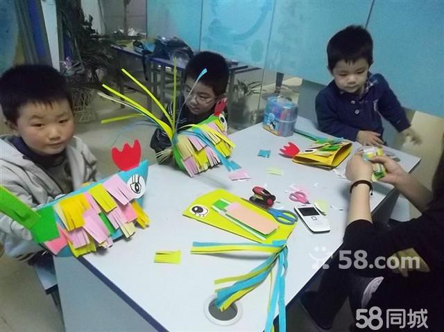 美术培训丨小孩子学画画