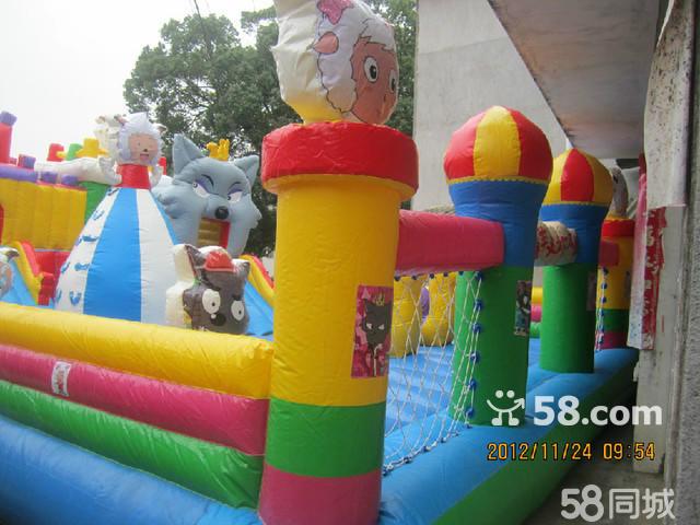 武汉三友儿童充气城堡