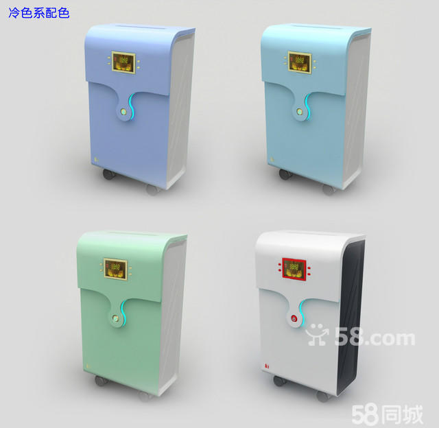 环保家电包装|创意小家电设计|家居电器外观设计图片