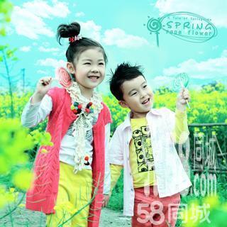 天津可爱多儿童摄影 全国十佳影楼