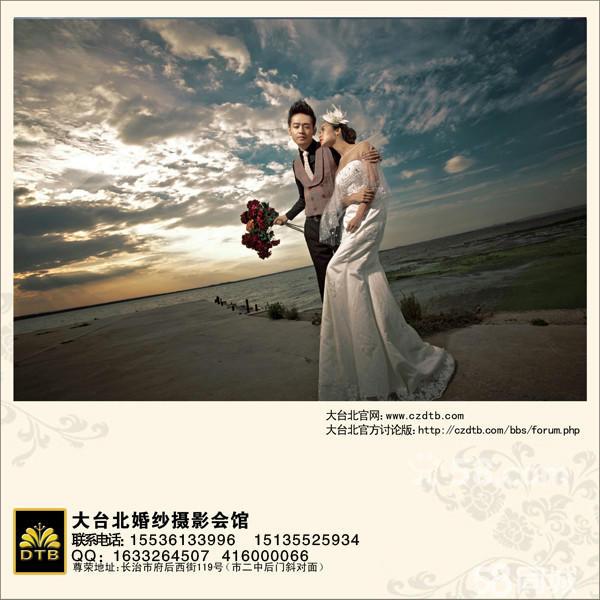 中式或西式的复古婚纱摄影风格,注重发型,饰品,服装及化妆风格.