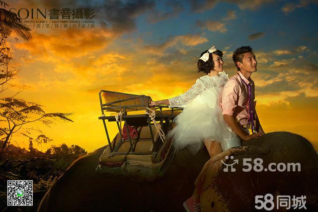 书音婚纱摄影带您泰国普吉岛游拍之旅丨29999
