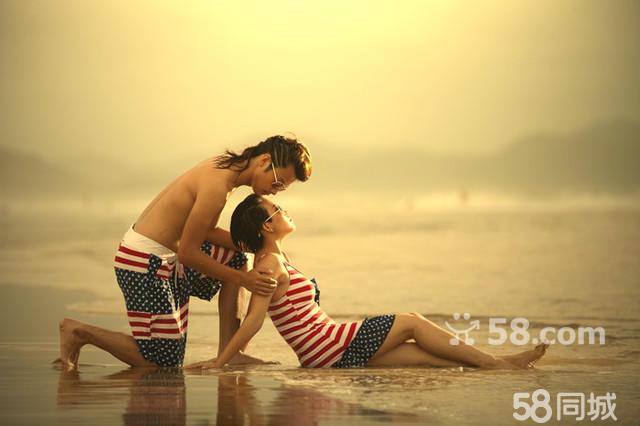 2999拍阳江海陵岛海景婚纱大片