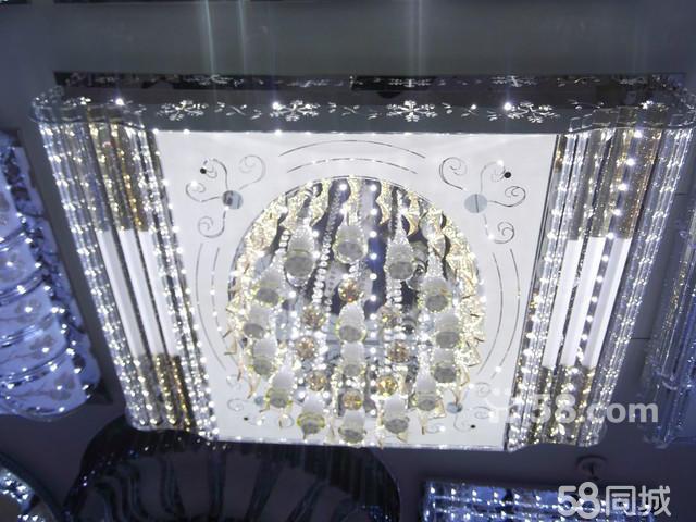 水晶灯吊灯安装图解