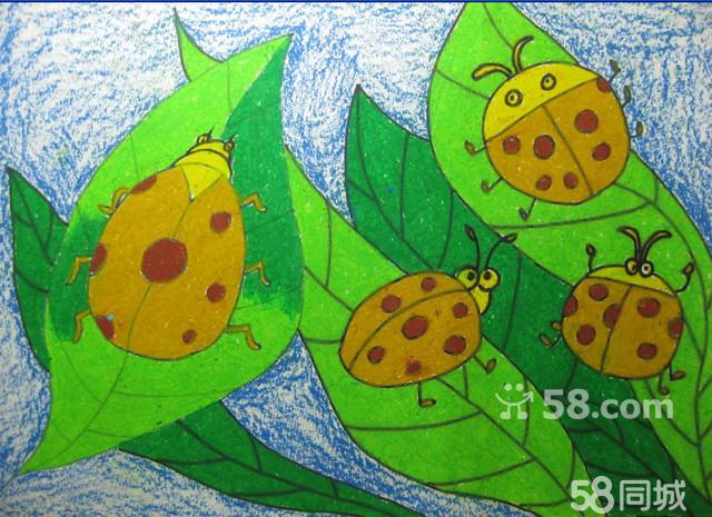 开设:简笔画,儿童画,创意画