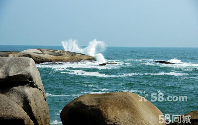 汕尾红海湾遮浪半岛,莲花山森林公园两天团体