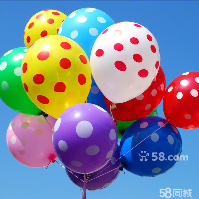 金云气球装饰.婚礼,生日