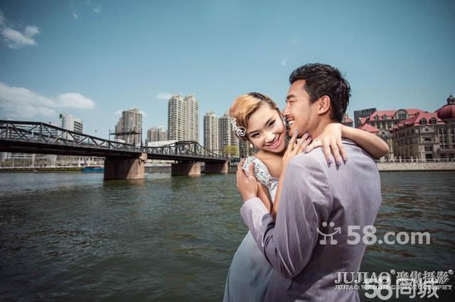 天津聚焦摄影外景婚纱照