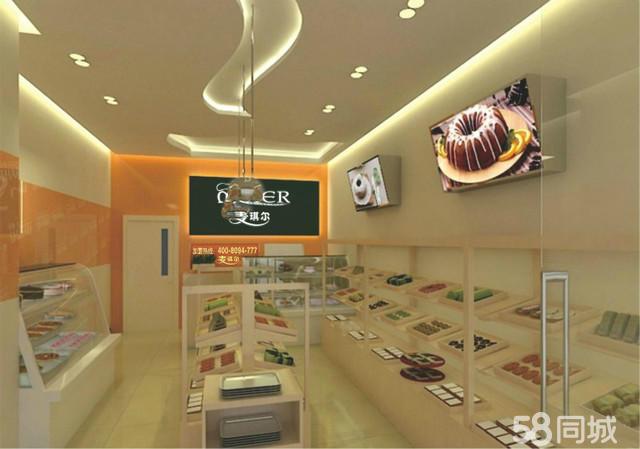 台湾 蛋糕店门头装修效果图